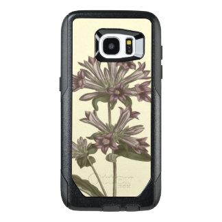Clustered Bellflower Botanical Illustration OtterBox Samsung Galaxy S7 Edge Case