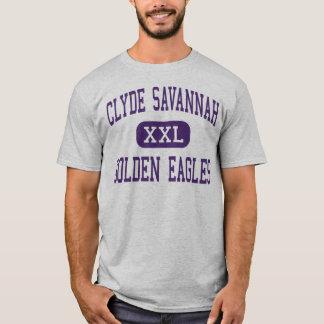 Clyde Savannah - Golden Eagles - High - Clyde T-Shirt