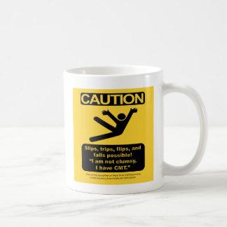 """CMT """"Caution"""" Mug"""