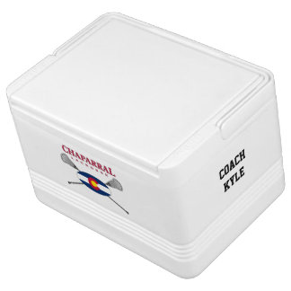 Coach Kyle - Igloo 12 can Cooler Chilly Bin
