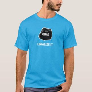 Coal - Legalize it shirt