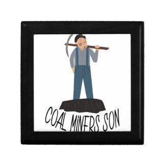 Coal Miners Son Gift Box