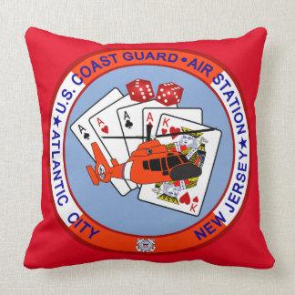 Coast Guard Air Station Atlantic City Cushion
