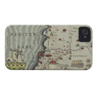 Coast of Phoenicia iPhone 4 Covers