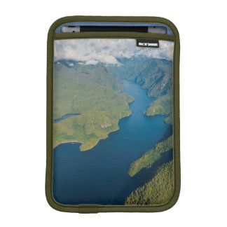 Coastal Scenery In Great Bear Rainforest iPad Mini Sleeve