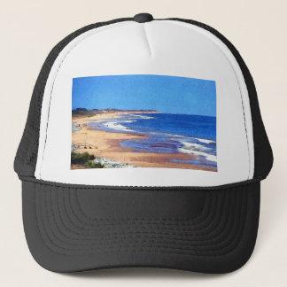 Coastal View, Norfolk, England Trucker Hat
