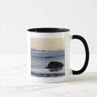 coastline at dawn mug