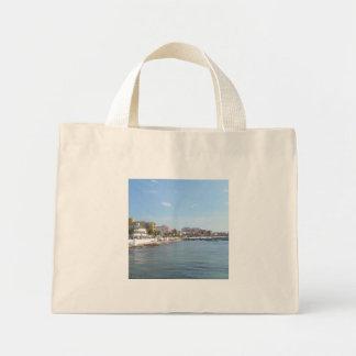 Coastline of Cozumel Mexico Bag