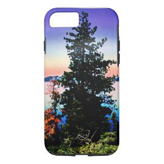 Coastline Through the Trees iPhone 8/7 Case