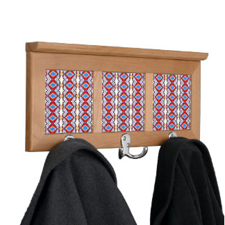 Coat Hook Stand Clown Pattern Coat Racks