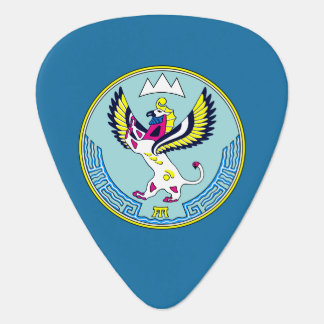Coat of arms of Altai Guitar Pick