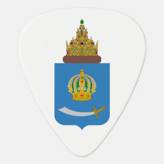 Coat of arms of Astrakhan oblast Plectrum