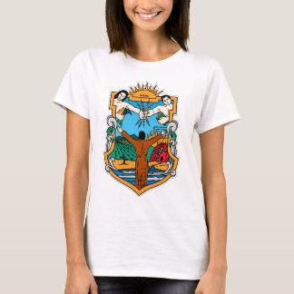 Coat_of_arms_of_Baja_California T-Shirt