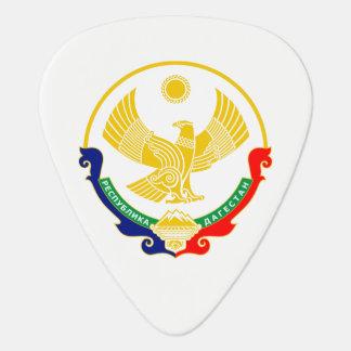 Coat of arms of Dagestan Plectrum