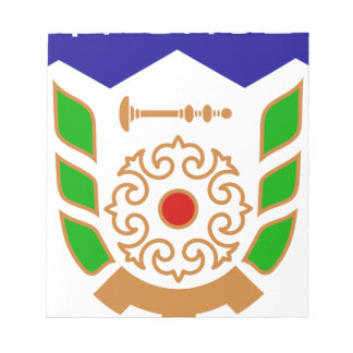 Coat_of_arms_of_Frunze_Kyrgyzstan Notepad