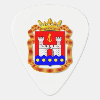 Coat of arms of Kaliningrad oblast Plectrum