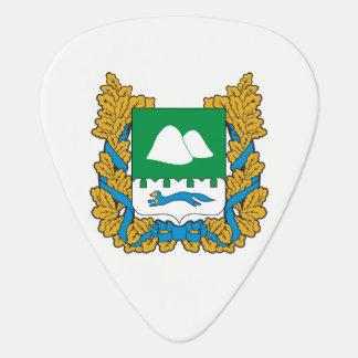 Coat of arms of Kurgan oblast Plectrum