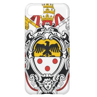 Coat of Arms of Pope Pius XI iPhone 5C Case