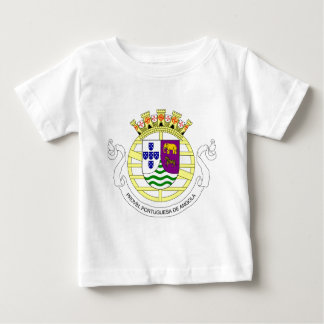 Coat_of_arms_of_Portuguese_West_Africa_(195 Baby T-Shirt