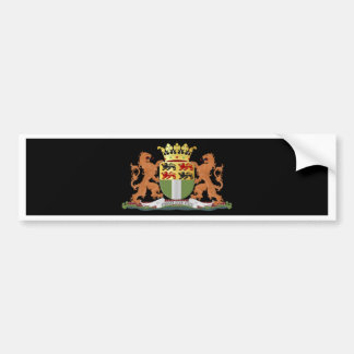 Coat of arms of Rotterdam Bumper Sticker