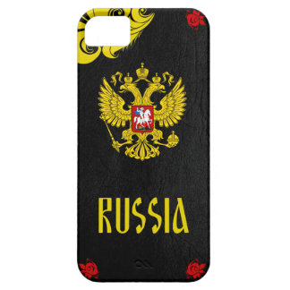 Coat of arms of Russia Case For The iPhone 5
