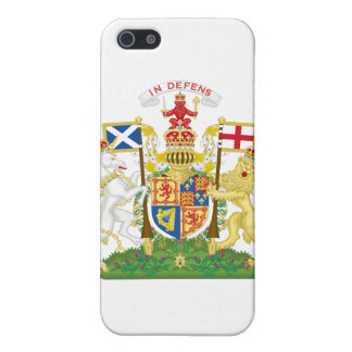 Coat of Arms of Scotland iPhone 5 Case