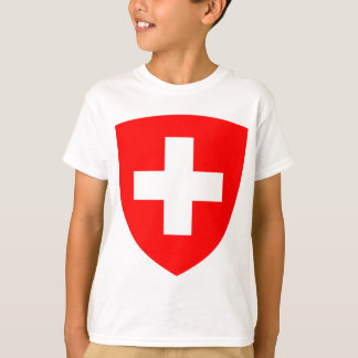 Coat_of_arms_of_Switzerland T-Shirt