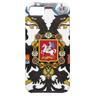 Coat of Arms of the Russian Empire Tough iPhone 5 Case
