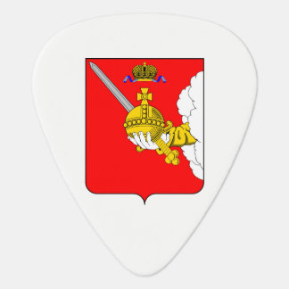 Coat of arms of Vologda oblast Plectrum
