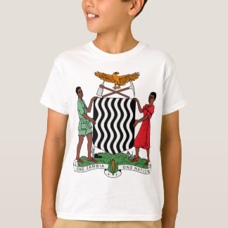 Coat of arms of Zambia T-Shirt