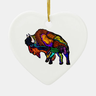 Coat of Many Colors Christmas Ornament