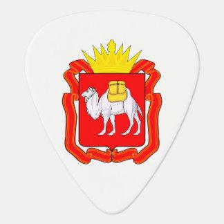 Coat of of Chelyabinsk Plectrum