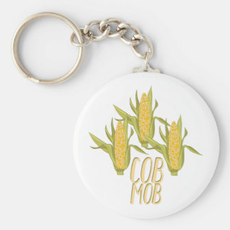 Cob Mob Key Ring