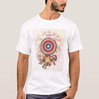 Cockade, emblem of 1848 T-Shirt