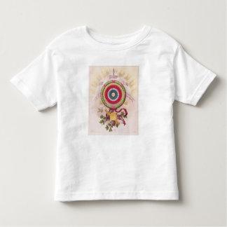 Cockade, emblem of 1848 toddler T-Shirt