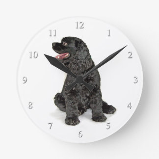 Cocker Spaniel Clock