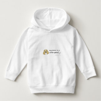 cocker spaniel -more dog breeds hoodie