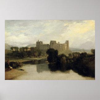 Cockermouth Castle, c.1810 Poster