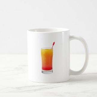 Cocktail Tequila Sunrise Basic White Mug