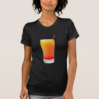 Cocktail Tequila Sunrise T-shirts