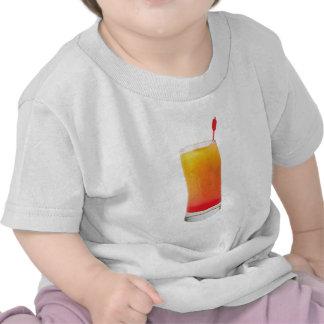 Cocktail Tequila Sunrise Tshirt
