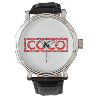 Coco Stamp Watch