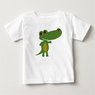Coco the Crocodile from Fairy Tale Kingdom Baby T-Shirt