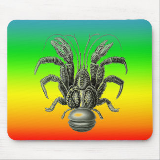 Coconut Crab Mouse Pad