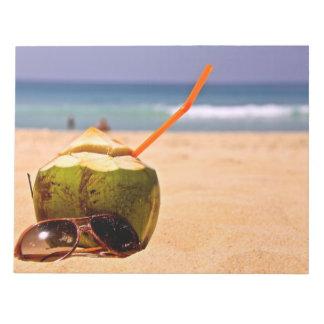 Coconut Dream, Notepad