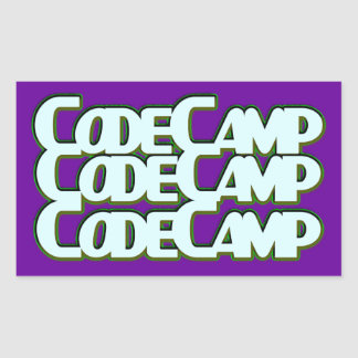 Code Camp Sticker