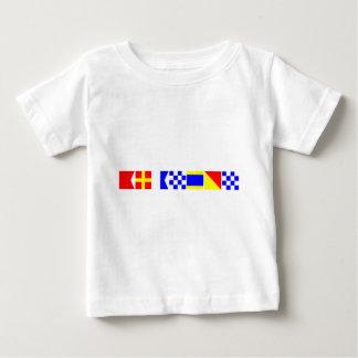 Code Flag Brandon Baby T-Shirt