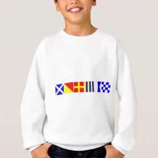 Code Flag Morgan Sweatshirt
