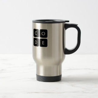 Code org Travel Mug