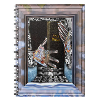 Coded for Eternity Note Book